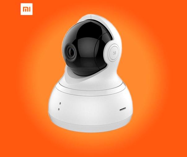 IP камера YI Dome Camera 360° White 720P