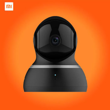 Xiaomi YI Dome 360° Black 1080P