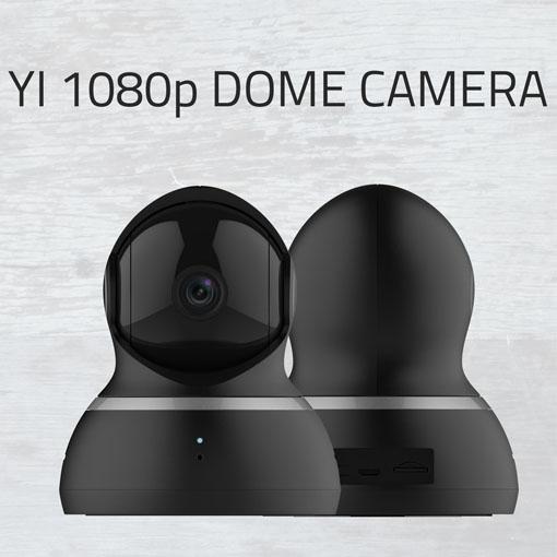 Xiaomi YI Dome 360° Black 1080P