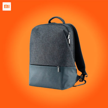 RunMi 90 Points Urban Simple Shoulder Bag