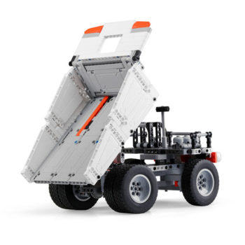 MiTu Building blocks Mine Truck