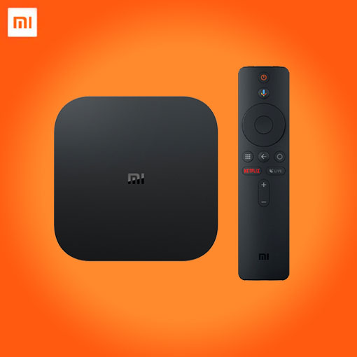 Mi box S International Edition