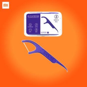 Зубная нить Xiaomi SOOCAS