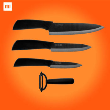 Xiaomi Huo Hou Nano Ceramic Knife Set 4 in 1