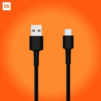 Xiaomi Mi Braided USB Type-C Cable 2m