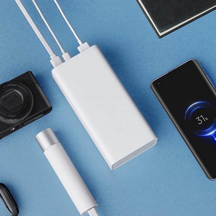 Xiaomi Mi Power Bank 3 30000 mAh
