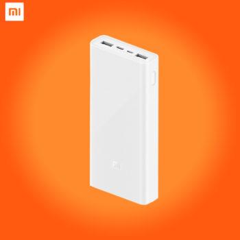 Xiaomi Mi Power Bank 3 20000 mAh Type-C (PLM18ZM)