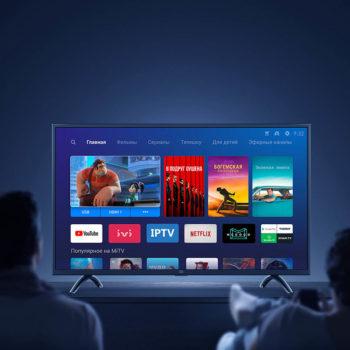 """Xiaomi Mi LED TV 4S 55"""" UHD 4K (L55M5-5ARU)"""