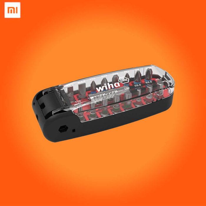 Xiaomi Wiha Crocodile Mounth Screwdriver 17 in 1