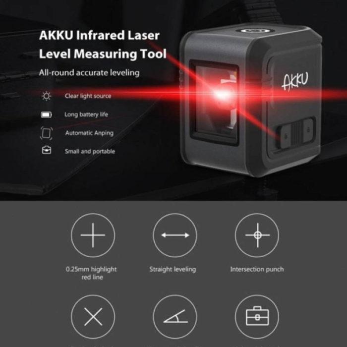 Xiaomi AKKU Infrared Laser Level