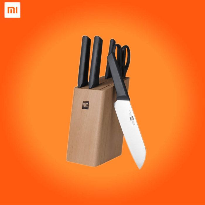Xiaomi Huo Hou Fire Kitchen Steel Knife Set