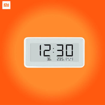 Xiaomi Mijia Temperature And Humidity Electronic Watch (LYWSD02MMC)