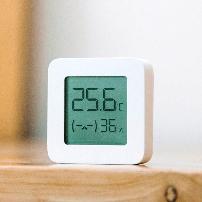 Xiaomi MiJia Temperature and Humidity Electronic Monitor 2 (LYWSD03MMC)