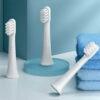 Xiaomi Mijia Toothbrush Head for T100 (3шт/упаковка) MBS302