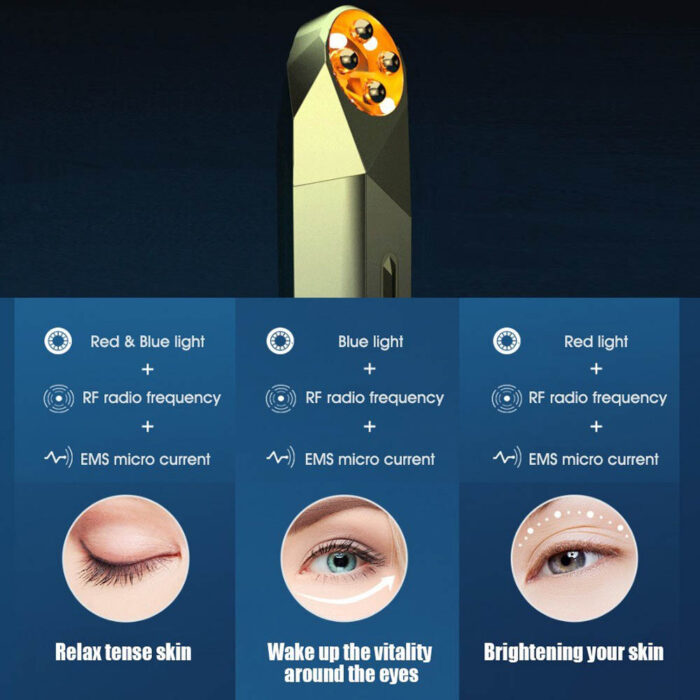 Wellskins Radio Frequency Eye Beauty Apparatus WX-SP500
