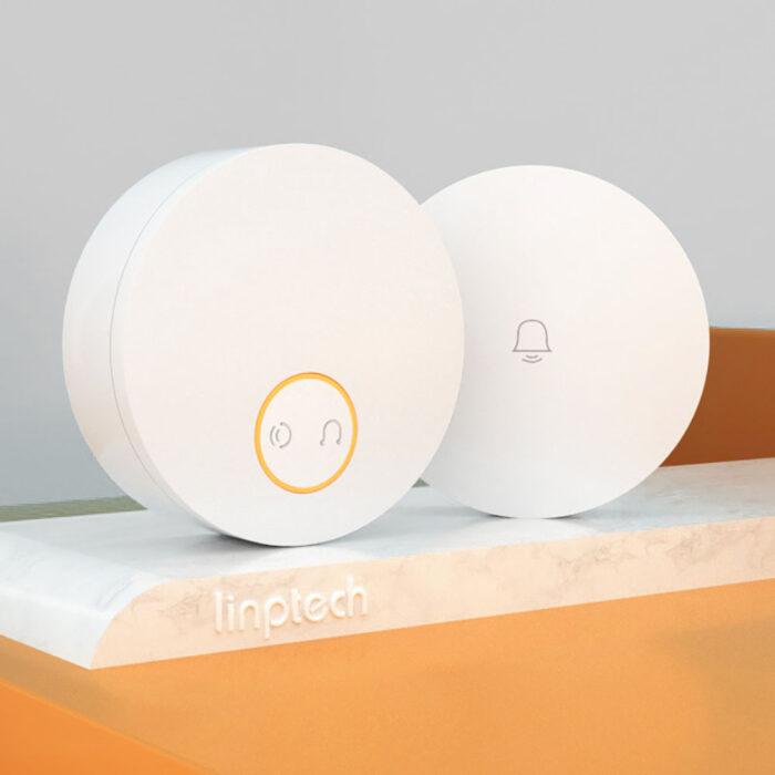 Xiaomi Linptech Wireless Doorbell Wi-Fi Version