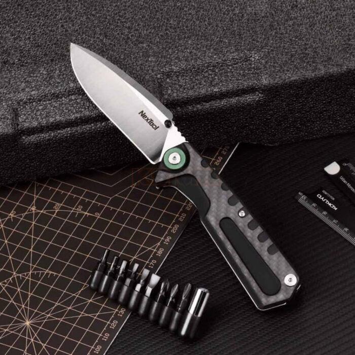 Xiaomi NexTool Multi-function Knife Carbon (NE20021)